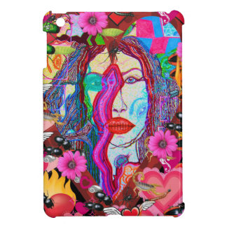 Alyce on Wonderland iPad Mini Cases