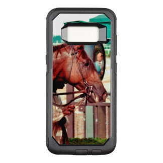 Alydar Thoroughbred 1979 OtterBox Commuter Samsung Galaxy S8 Case