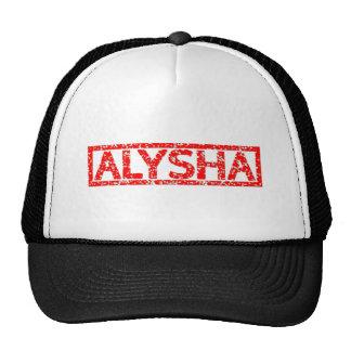Alysha Stamp Cap