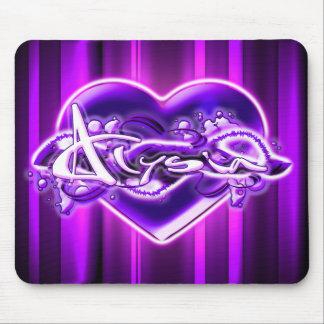 Alysia Mousepads