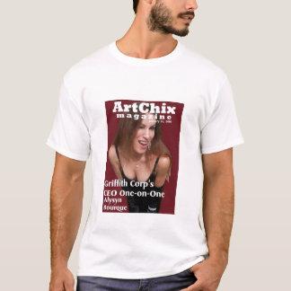 ALYSYN BOURQUE CEO ARTCHIX COVER TEE