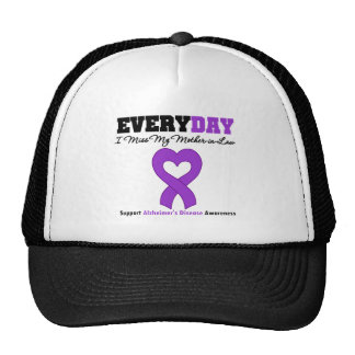 Alzheimer s Every Day I Miss My Mother-in-Law Mesh Hat