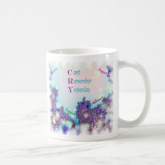 Alzheimer's Support Mug