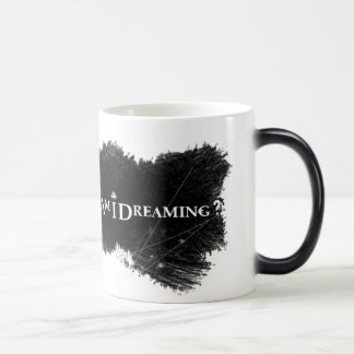 Am I Dreaming? 11 Oz Morphing Mug