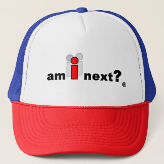 AM I NEXT PRIDE/PROTEST HAT