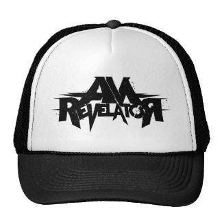AM REV TRUCKER HAT BLACK