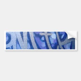 aM-tR Blue Bumper Sticker