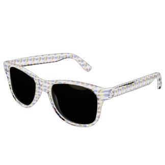 Ama-Zam Youth Clear Sunglasses