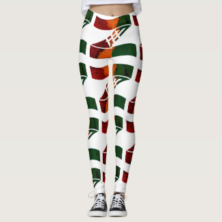Ama-Zam Youth Leggings Z Zed Colours