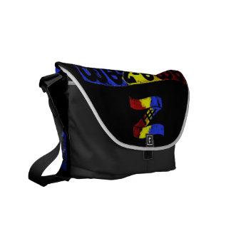 Ama-Zam Youth Messenger/School Bag Messenger Bag