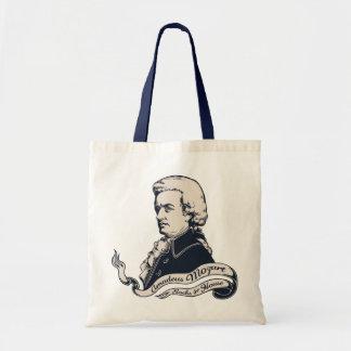 Amadeus Rocks the House Budget Tote Bag