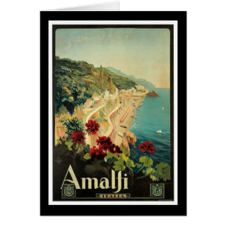 Amalfi Card