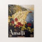 Amalfi Coast Italy Puzzle