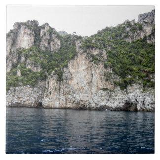 Amalfi Coast Photo Tile