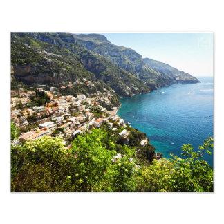 Amalfi Coast Positano, Italy Photograph