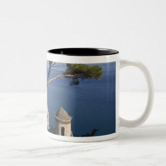 Amalfi coast, Ravello, Campania, Italy Two-Tone Coffee Mug