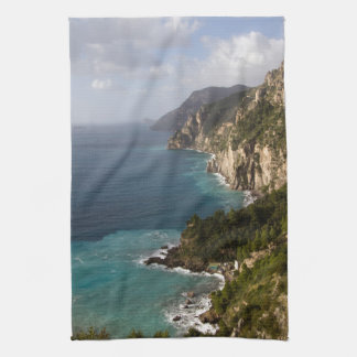 Amalfi Coast Tea Towel