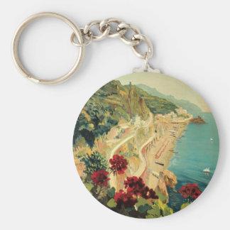 Amalfi Key Chain