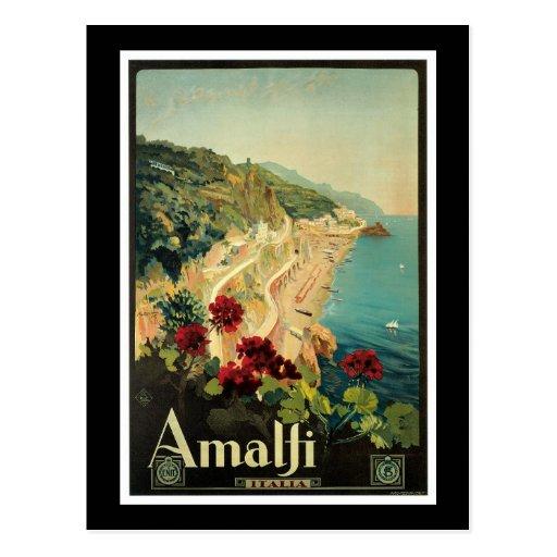 Amalfi Postcards
