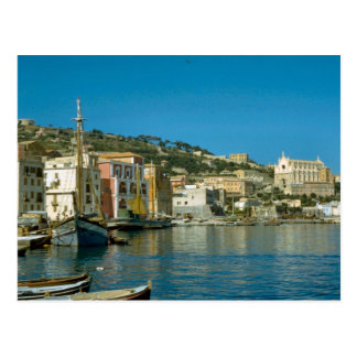 Amalfi, waterfront postcard