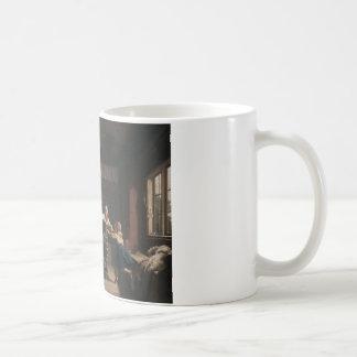 Amalia Lindegren - Sunday Evening in a Farmhouse i Coffee Mug
