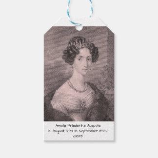 Amalie Friederike Augusta c1825 Gift Tags