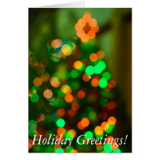 Amana Colonies Christmas Card: Holiday Greetings! Card