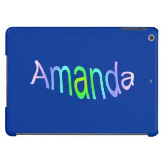 Amanda Case For iPad Air