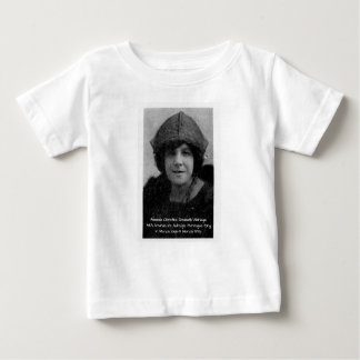 Amanda Christina Elizabeth Aldridge Baby T-Shirt