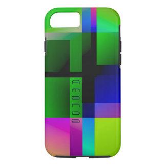 Amanda Geometric Design iPhone case