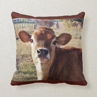 Amanda: Jersey Calf Pillow