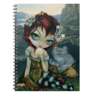"""Amanda Palmer Tarot:  The Fool"" Notebook"