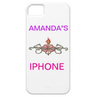 "AMANDA""S PHONE CASE"