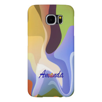 Amanda Stained Effect Style Samsung Galaxy case
