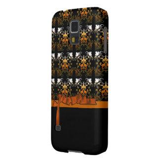 Amanda's Damask 2 Galaxy S5 Cover