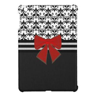 Amanda's Damask B/W iPad Mini Covers