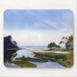 Amanecer en la ría Sunrise on the estuary Alfombrilla De Ratones