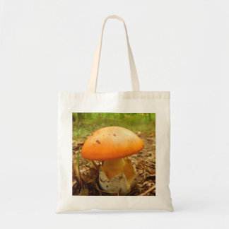 Amanita Caesarea Mushroom Tote Bag