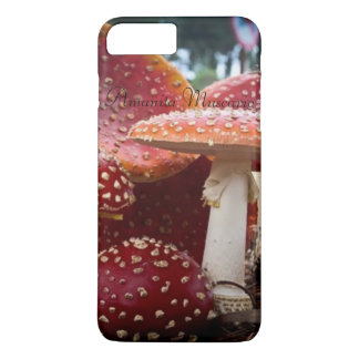 Amanita Muscaria iPhone 8 Plus/7 Plus Case