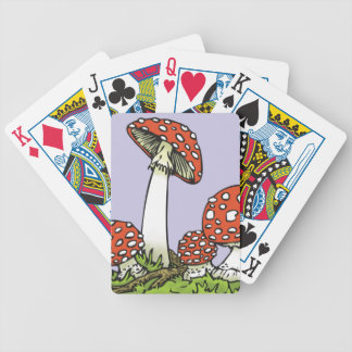 Amanitas Bicycle Playing Cards