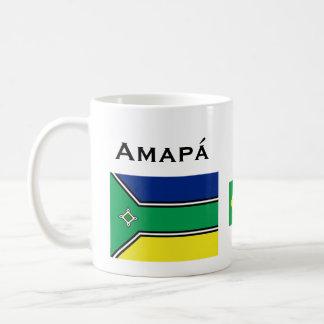Amapá, Brazil Coffee Cup / Caneca de Amapá