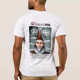 AmApparelBasicMens Don Quixote T-Shirt