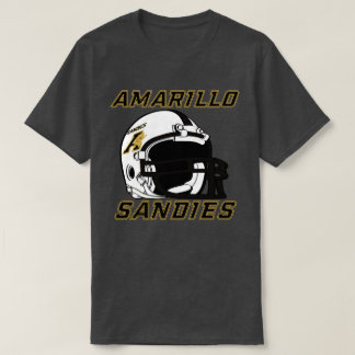 Amarillo High School  Sandies Texas T-Shirt