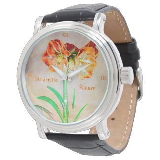 Amaryllis Amore Watch