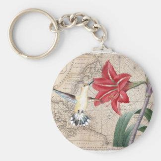 Amaryllis Mao Hummer Key Ring