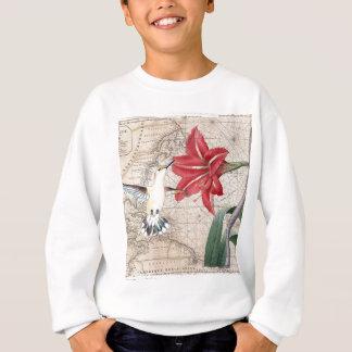 Amaryllis Mao Hummer Sweatshirt