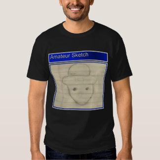 Amateur Leprechaun Sketch Shirts