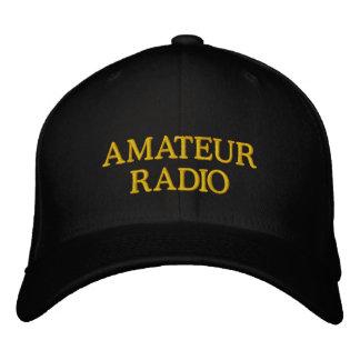 AMATEURRADIO EMBROIDERED HAT