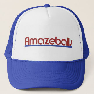 Amazeballs Trucker Hat