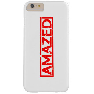 Amazed Stamp Barely There iPhone 6 Plus Case